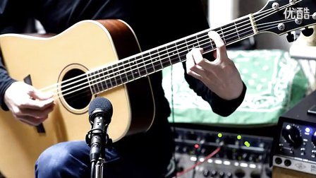 天空之城吉他独奏原版——超清