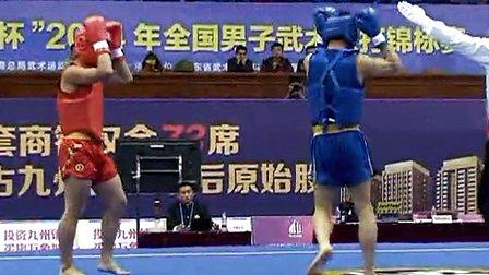 Национальный чемпионат по ушу саньшоу (мужчины) 2014 год