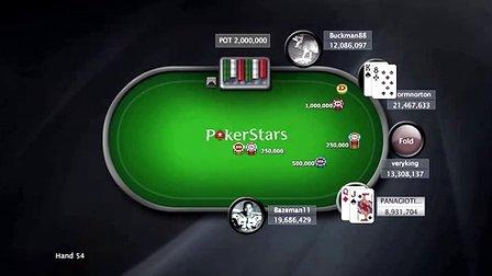 中国扑克人:扑克之星周日百万赛视频Sunday Million2014-2-23