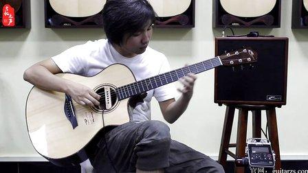 吉他拾音器怎么接音箱