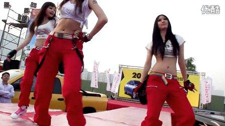 美女 车 模 热舞 23个视频