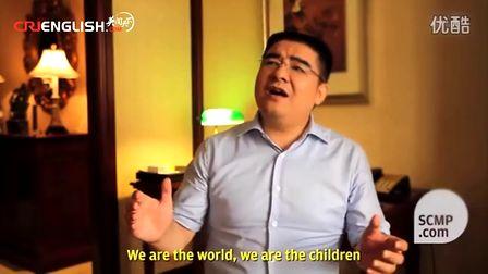 老外爆笑点评中国好声音标哥
