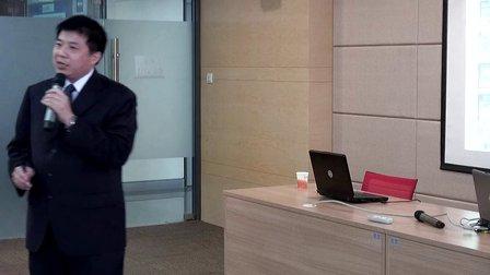 中国著名实战管理培训专家程钱都教授领导力演讲视频