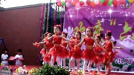 儿童舞蹈视频摇太阳 –