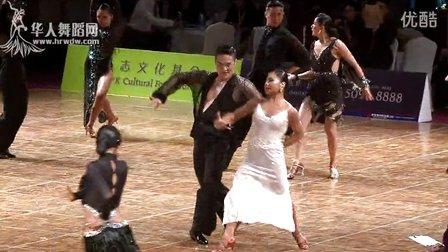 2014中国深圳标准舞缅甸万丰国际老百胜世界公开赛亚太区职业组L第二轮斗牛SongSeungon