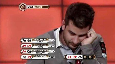 中国扑克人:扑克之星前5强——Nacho Barbero