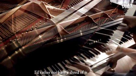 【Tehishter】刀剑神域2ED Startear 钢琴版