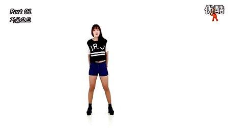 宋茜/韩国美女舞蹈 宋茜telephone舞蹈教学
