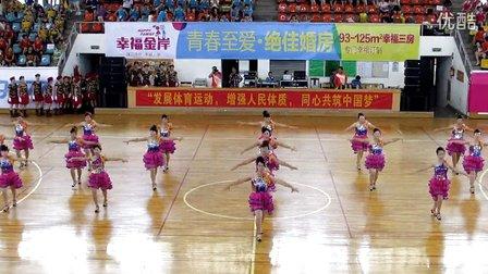 2014恩平市第七届运动会舞蹈比赛(市府代表队之阳光舞蹈队)