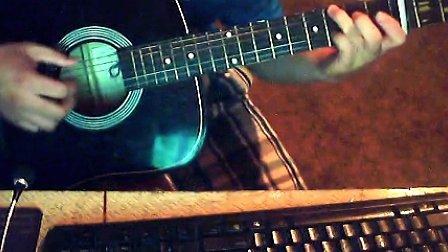 庄心妍 放过自己 吉他弹唱