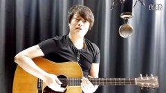 果木浪子 吉他入门标准教程 第55课 星空 弹唱教学
