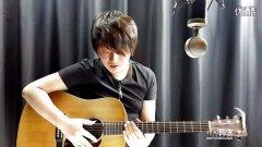 果木浪子 吉他入门标准教程 第69课 如果没有你弹唱教学