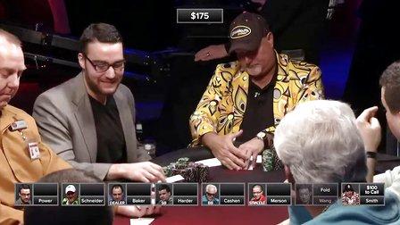 中国扑克人:美国扑克之夜第14集