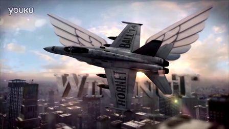 大片!2014年度美國艦載機部隊宣傳片