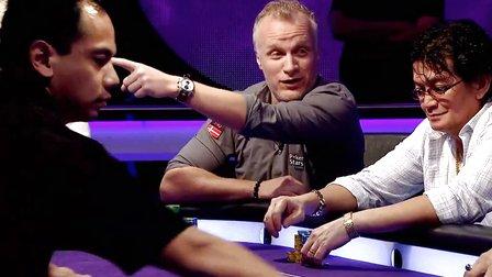扑克之星百万鲨笼扑克赛第2集