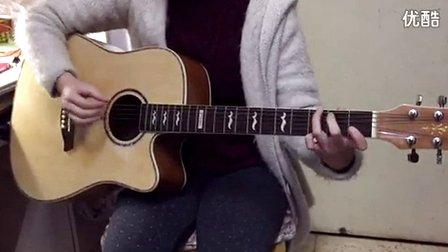 《青春修炼手册》TFBOYS 吉他视频弹唱