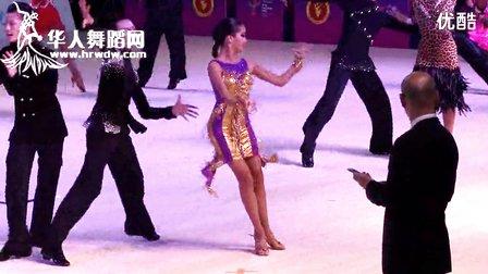 2014年第24届全国体育舞蹈锦标赛少年II组A级L预赛伦巴【VIP】宋明灿 程若涵