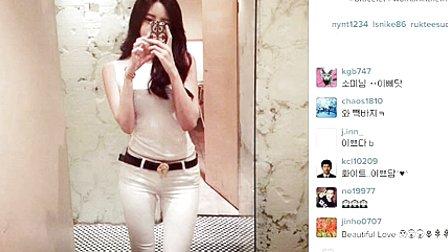 韩国美女主播包臀裙热舞视频bj