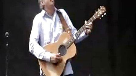 tommy emmanuel吉他大师玩布鲁斯,屌到爆!!!!