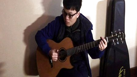 Magic吉他指弹大赛 - 亚军'叶知'翻弹曲目《夜来香》