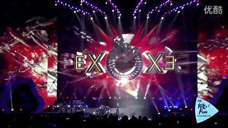 exo狼与美女舞蹈教学视频