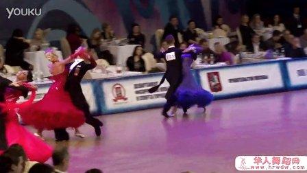 2015年俄罗斯体育舞蹈锦标赛决赛维也纳华尔兹Финал Венский Вальс