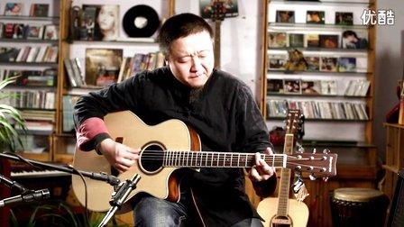 指弹吉他演奏家柴海青《爱在天堂》雷蒙斯吉他RD51MC视听