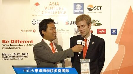 MGTV:2015年亞洲創業挑戰賽在泰開幕