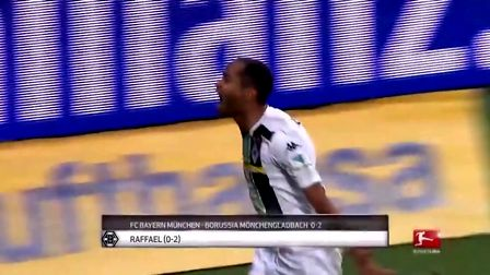 德甲第26轮五佳球 巴西妖锋击碎拜仁防线