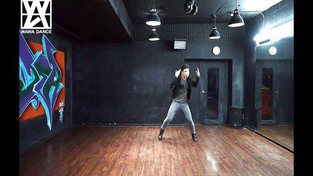 aby 叫我 EXO 舞蹈教学 舞蹈分解教学 上
