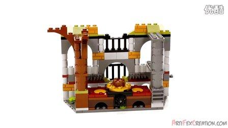 积木砖家Lego乐高幻影忍者Adventure1SWO张靓蕾视频图片
