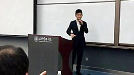 原创视频1  天使投资人任泉 STAR VC 在北京大学光华管理学院的路演分享2015年4月29日 创业  北大光华   覆膜田五常有机大米 五常大米