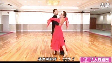 世界冠军米尔克&艾丽莎经典探戈套路讲解!中文字幕!2