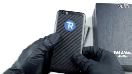 碳纤维和钛金属打造的iPhone6:logo可以亮起