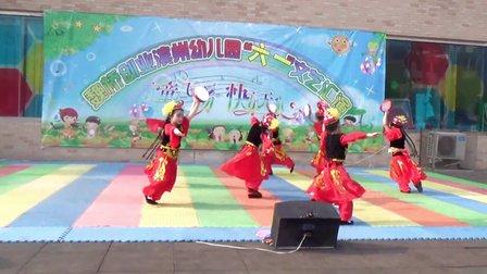 魏桥创业滨州幼儿园2015年中班六一文艺演出(上) (1665播放)