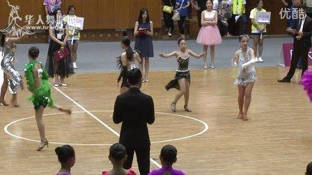 2015年CBDF中国杯巡回赛(石家庄站)业余16岁女单A组L决赛牛仔