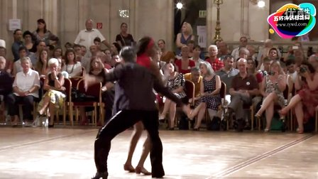 2015年WDSF世界体育舞蹈表演舞锦标赛Iepure - Mabuse, GER