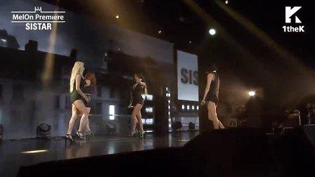 [中字MelOn Premiere Showcase] SISTAR _ SHAKE IT & 4 other songs