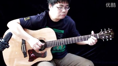 滴答 吉他独奏 简单又好听的指弹曲