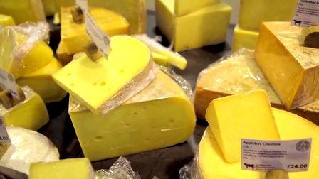 奶酪工厂遇见诱人奶酪