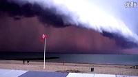 比利时黑暗风暴云遮天蔽日震撼现场