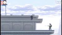 美国游戏公司开发的游戏,金正恩骑独角兽秒杀美国大兵