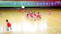 死宅们看看幼儿园小朋友是怎么玩篮球的,羞愧吧