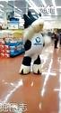 好欢乐的超市奶牛舞