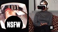 美国老年人用Oculus 3D眼镜首次观看色情片的反应