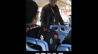 公交车偶遇大师级神人!