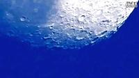 尼康P900的83x光学变焦拍月亮