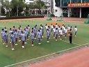 九年級體育優質課展示下冊《靈敏性、協調性結合快速跑練習》李老師