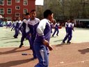 花樣跳繩現場會-北京市朝陽區南沙灘小學