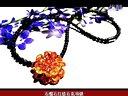 婚紗項鏈鋯石:原創 珍貴似鉆石寶石鋯石項鏈[微視頻]